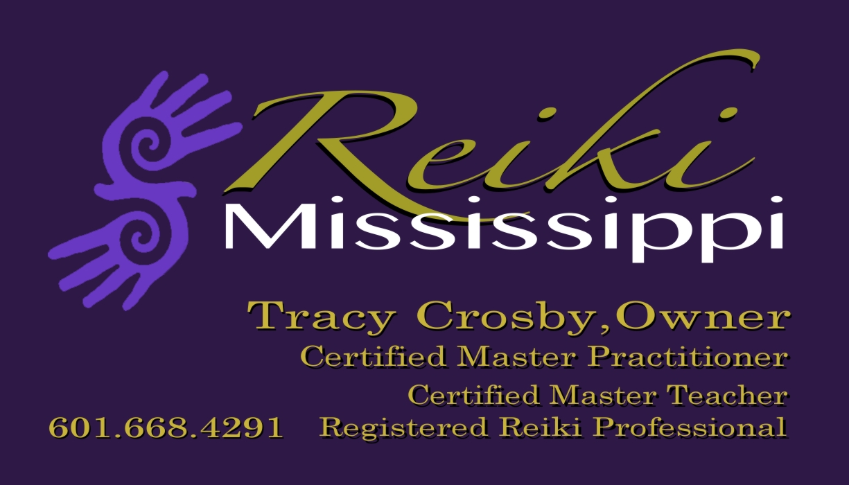 Classes And Certifications Reiki Mississippi